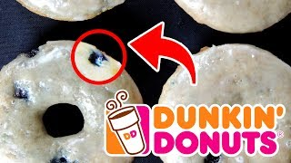 Top 10 Untold Truths About Dunkin' Donuts (Part 2)