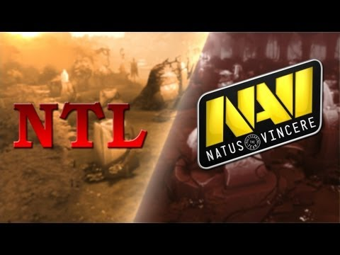 Na`Vi fight VS NTL @ ASUS Open 2012
