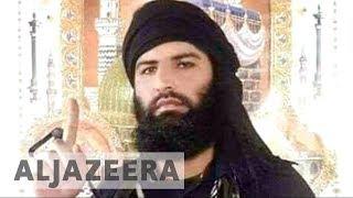 Kashmir violence: Funeral held for rebel leader