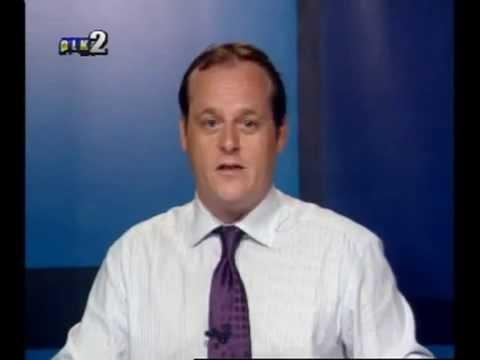 Original Cyprus TV footage - Naval base munitions blast at Mari kills 12 people - 2011