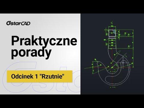 GstarCAD Praktyczne Porady - Odcinek 1