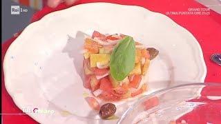 Spazio cucina: tutta la Liguria... in una panzanella - 23/08/2019