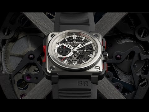 BR-X1: The Hypersonic Chronograph