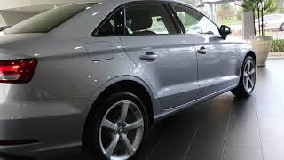 _2018_Audi Center Campo Grande Audi A3 Sedan @