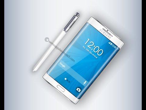 توقعات سامسونج جلاكسى نوت 5  Samsung  Galaxy Note