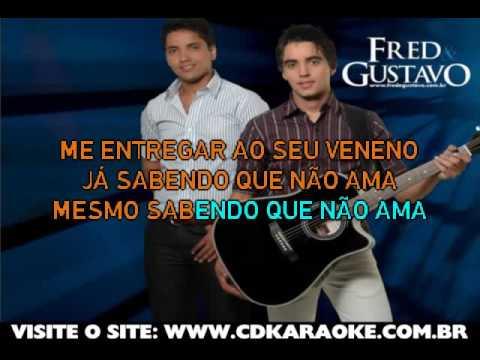 Fred E Gustavo   A Dama Da Noite