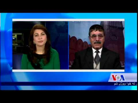 Haigul Sulaiman Khail on Pakistan and militant groups  VOA Ashna
