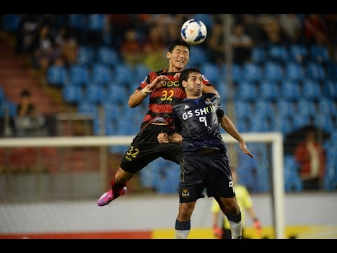 Pohang Steelers vs FC Seoul: AFC Champions League Quarter Final (1st Leg)