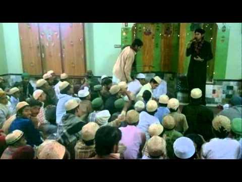 Sohna Aya Ty Saj Gy Ny Live Natt Bay Hafiz Waseem Qadri 2011 video