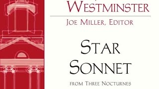 "Daniel Elder - ""Star Sonnet"" (from Three Nocturnes)"