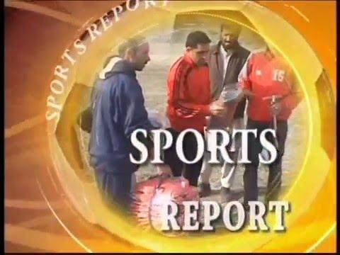 Masih Barakzai  - AFSO Sports Report 3-17-2014
