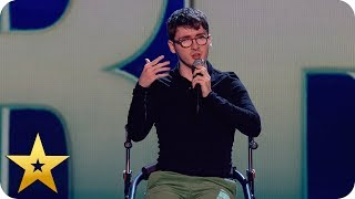 FIRST LOOK: Jack's jokes has the crowd in stitches | BGT: The Champions