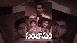 Poola Rangadu - Santosham Telugu Full Movie || NTR, Anjali Devi, Jamuna