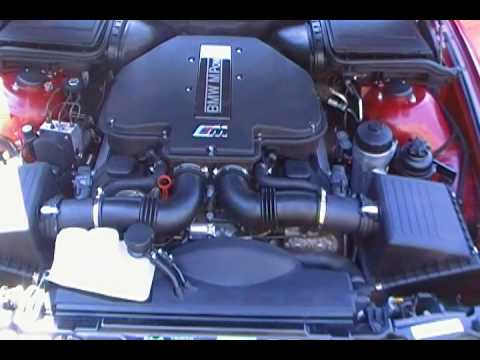 Secondary Air Pump Noise on E39 M5