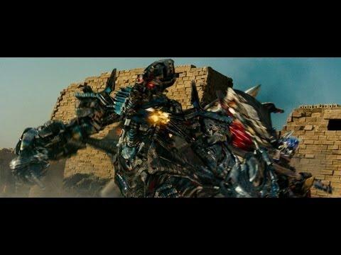 Transformers revenge of the fallen Optimus prime vs The ...