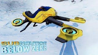 SNOW FOX HOVER BIKE!! | Subnautica Below Zero [#14]