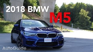 New BMW M5 Review: Nerd, Parents, Chauffeur or Driver? Who Is the M5 Actually For?