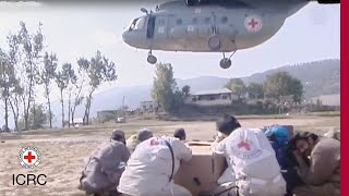 Working for the ICRC: logistics specialist