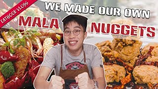 We Created Mala Nuggets From Scratch! | Eatbook Vlogs | EP 116