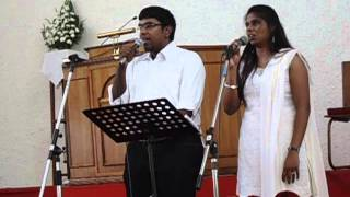 The Cross Where Jesus Gave His Life by Evie Karlsson (Cover By Tina And Sandeep)