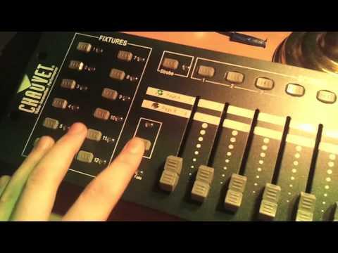 Chauvet Obey 40 DMX Light Controller - Review - Th