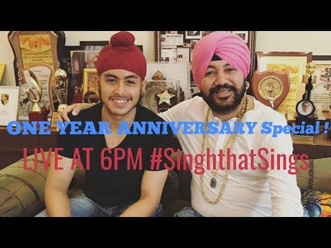 download lagu One Year Anniversary Live Daler Mehndi,qna,family, Live Songs And gratis
