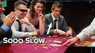 3 Ways Bad Blackjack Players REALLY Affect You