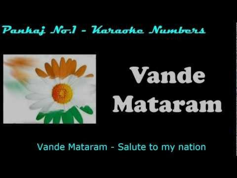Vande Mataram : A.R. Rahmans - Maa Tujhe Salaam - By Pankajno1...