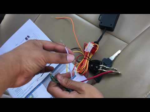วิธีติดตั้ง Gps Tracker แบบสั่งดับเครื่องยนต์ By GpsSpyThai Co., LTD.