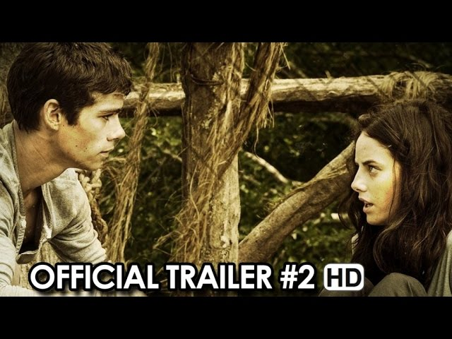 The Maze Runner Official Trailer #2 (2014) HD