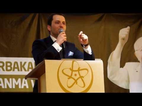 Dr Fatih Erbakan Bir G�n Mutlaka Yeni Bir D�nya Kurulacakt�r