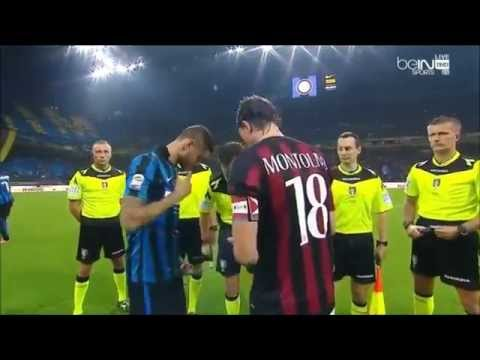 Riccardo Montolivo Vs Inter Milan