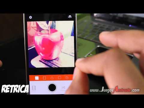 Las mejores aplicaciones para la camara y hacer selfies