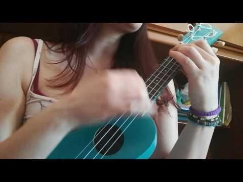 Pezzo di me - Levante ukulele cover ~Luisiana~