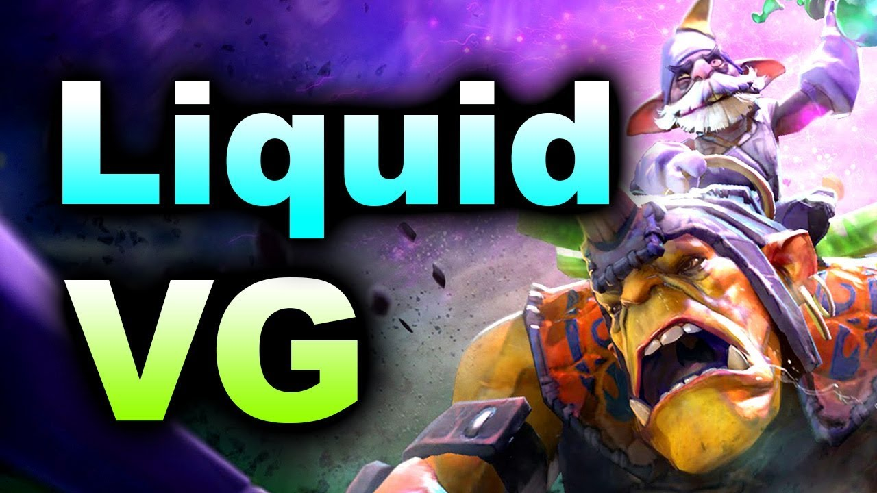 LIQUID vs VG - INSANE SEMI-FINAL - ESL KATOWICE MAJOR DOTA 2