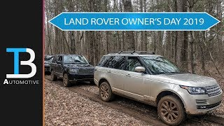My L322 Range Rover Got STUCK... - Land Rover Owner's Day Biltmore | March 2019
