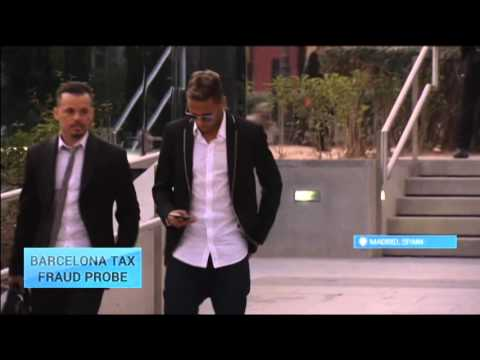 Barcelona Tax Fraud Probe: Barcelona star Neymar appears in court in Madrid over fraud cause