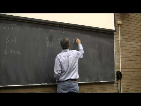 Economics 421/521 - Econometrics - Winter 2011 - Lecture 1 (HD)