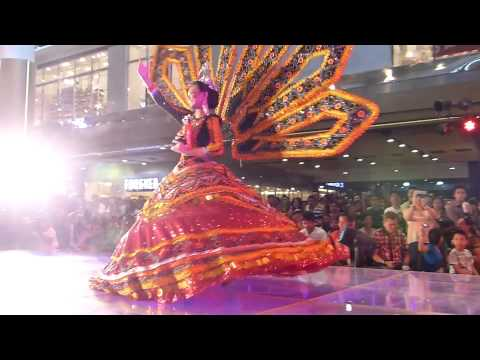 BEAUTIFUL SINULOG FESTIVAL QUEENS 2014, SM CITY CEBU, NORTHWING.PHILIPPINES...