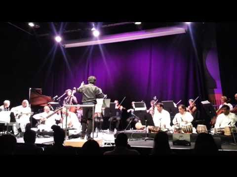 The Pink Panther - Sachal Jazz Ensemble (live  York Place, London  1-07-14) video
