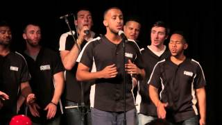 A Change is Gonna Come (Sam Cooke) - UMD Generics - SPAMfest 2014