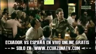 Ver España vs Ecuador En Vivo Online Por Internet Gratis [Partido Del Siglo]   14 de Agosto 2013