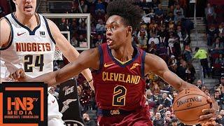 Cleveland Cavaliers vs Denver Nuggets Full Game Highlights | 11.01.2018, NBA Season
