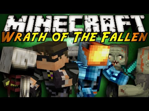 Minecraft: Wrath of the Fallen Part 4