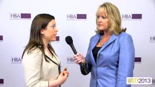 Pfizer's Megan Montgomery on how volunteering for the HBA impacts her career