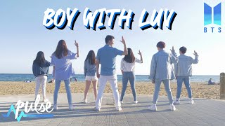 BTS 방탄소년단 - Boy With Luv (Blue Version) | Pulse Dance Crew Australia