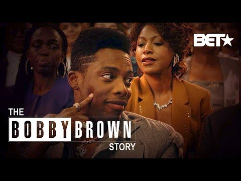 The First Time Bobby Brown Met Whitney Houston | The Bobby Brown Story