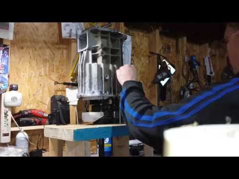 NV3500 Rebuild