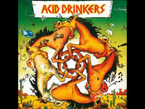 Acid Drinkers - Polish Blood