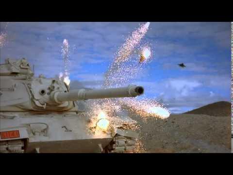 30mm GAU 8 Avenger Impacts   Slowmo IMAX Fighter Pilot Movie